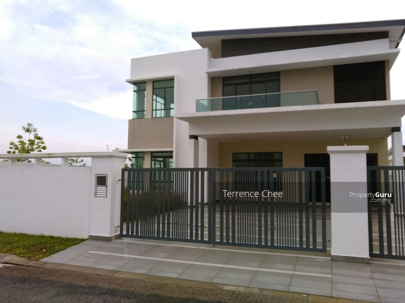 2 storey bunglalow house corner lot for sale taman gaya for 2 houses on one lot for sale