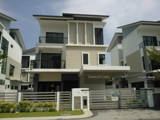 2 1 2 storey bungalow enclave tiger lane ipoh ipoh for Two storey bungalow