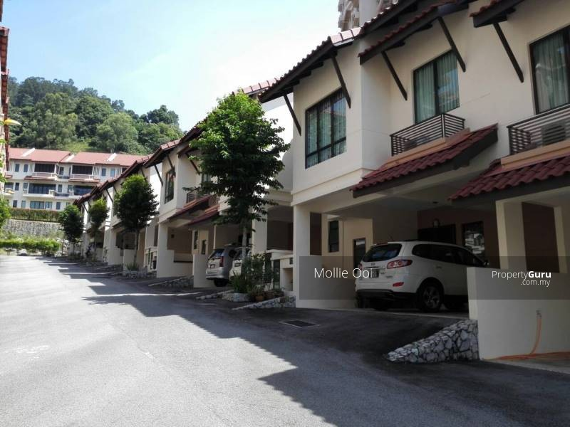 3 storey terrace villa alila homes tanjung bungah for 3 storey terrace house for sale
