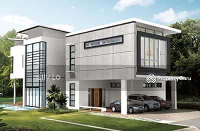 For Sale - Setia Tropika Fenix Villas 2 Storey Bungalow For Sales