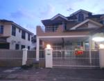 Renovated & FREEHOLD 2 storey intermediate corner house @ Klebang Restu, Ipoh