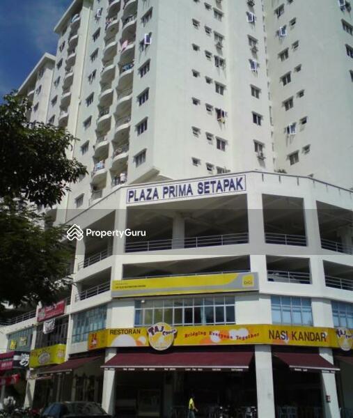 Plaza Prima Setapak #87272702