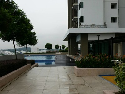 For Sale - Sky Oasis Residences, 913sqf, Johor