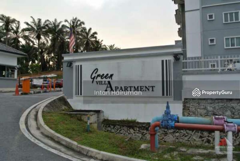 Green Villa Apartment Bangi