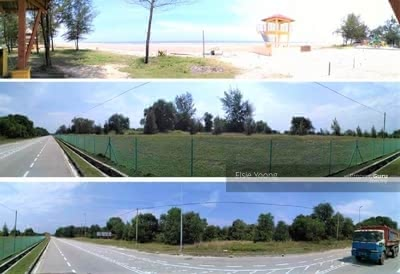 For Sale - Pahang Beaches Seafront Mix Development Freehold