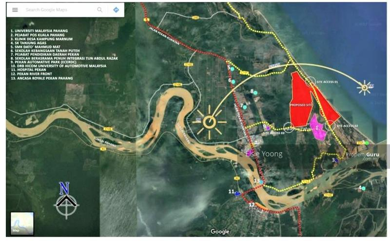 Pahang Beaches Seafront Mix Development Freehold #147589156