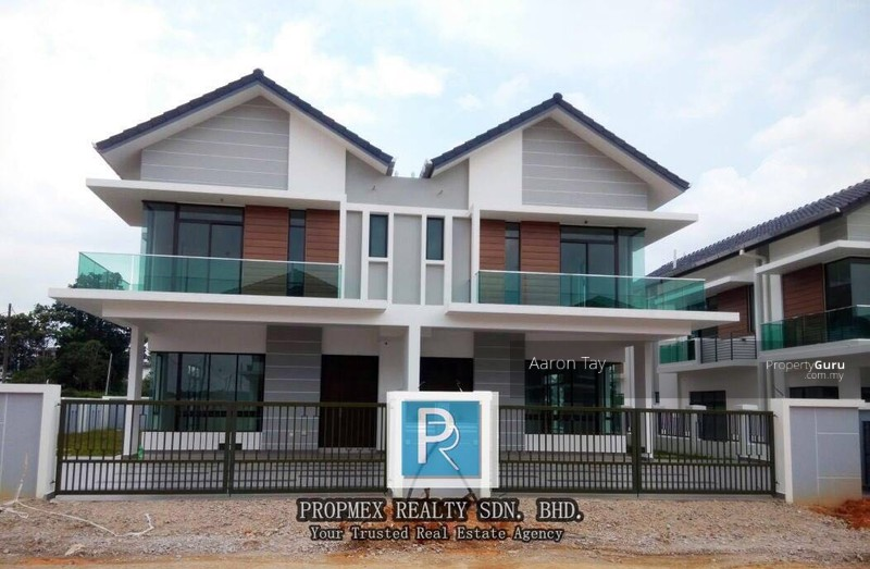 Aster cluster semi d homes seri austin johor bahru for Home design johor bahru