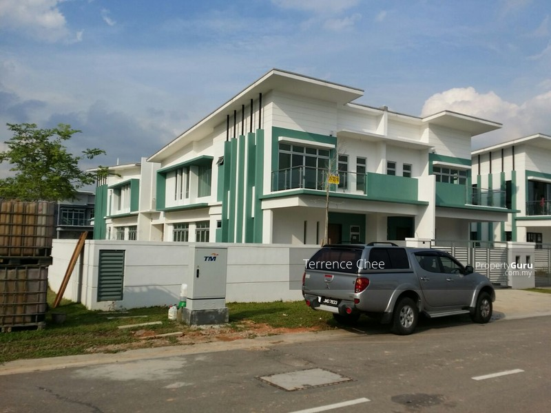 2 storey cluster house corner for sale nusa duta 3 jalan for 2 storey house for sale