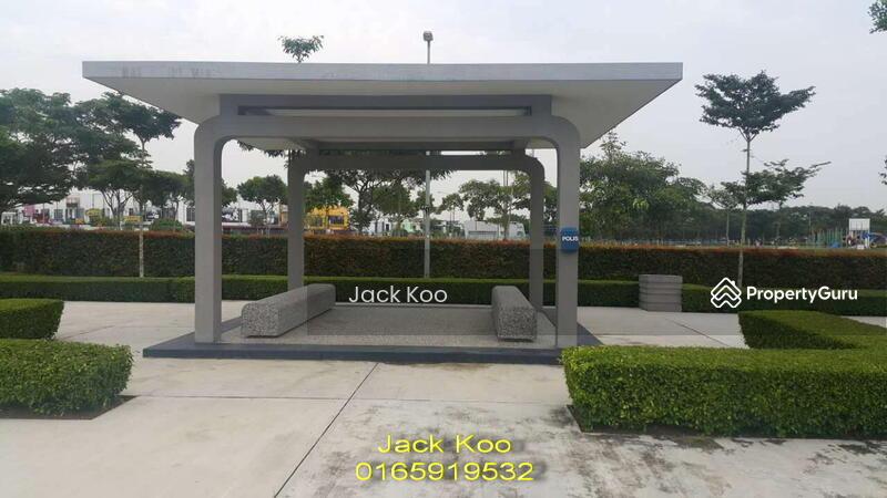 Garden Villa Jalan Indah 11 Bukit Indah Johor 4