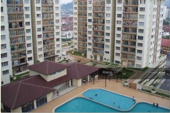 Sri Ampang Taman Dagang Ampang Jalan Dagang Ampang Ampang Selangor 4 Bedrooms 1200 Sqft