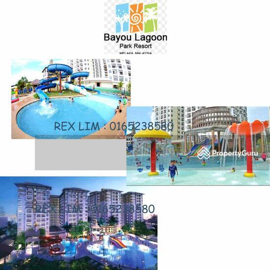 Bayou Park Apartments: BAYOU LAGOON PARK RESORT BUKIT KATIL, Bukit Katil, Melaka