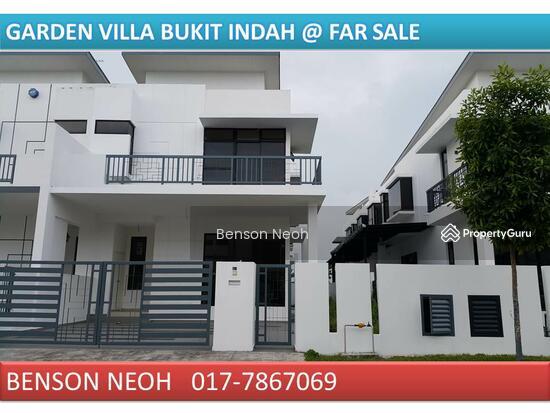 Bukit Indah 11 Garden Villa Johor Bahru Johor 4