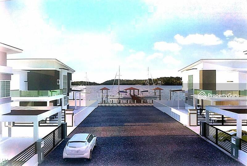 Taman seri tuaran 2 storey terraced house telipok for 2 storey house for sale
