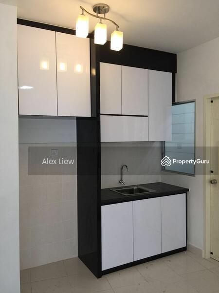 Kitchen Cabinet For Apartment - Kitchen Design Ideas