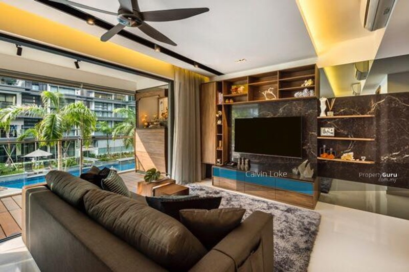 The harve 43300 bukit jalil kuala lumpur federal for Condo renovation package