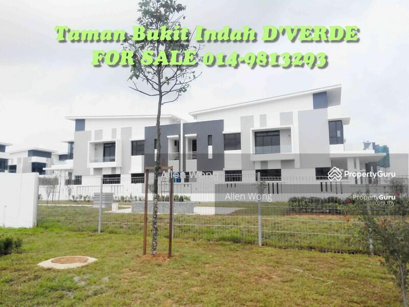 D 39 Verde Garden Villa Jalan Indah 11 Bukit Indah Johor