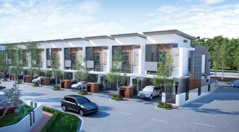 Promotion 0 down payment new 2 storey terrace house for 0 down homes