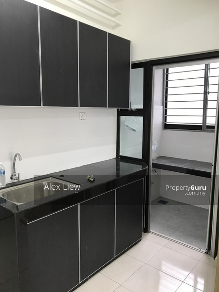Kitchen Cabinet & Setia Alam Apartment, JALAN Setia ...