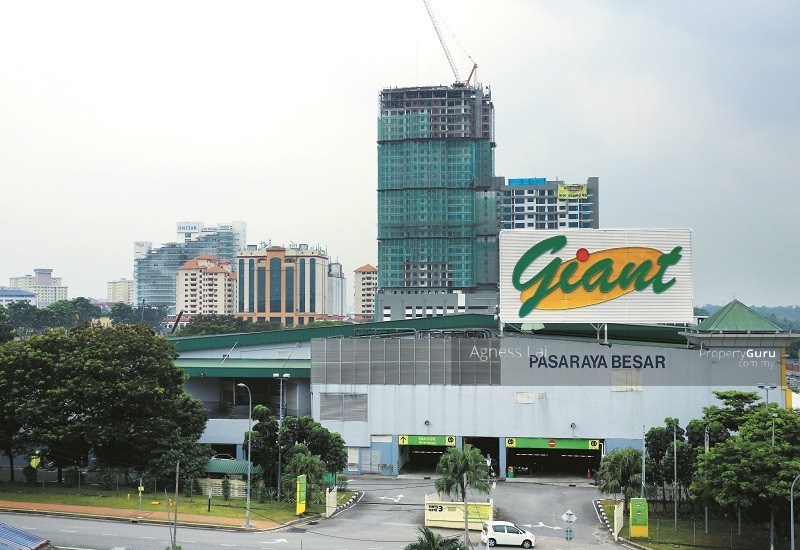 Grand Sofo The Grand Kelana Jaya Kelana Jaya Kelana Jaya Selangor 2 Bedrooms 933 Sqft