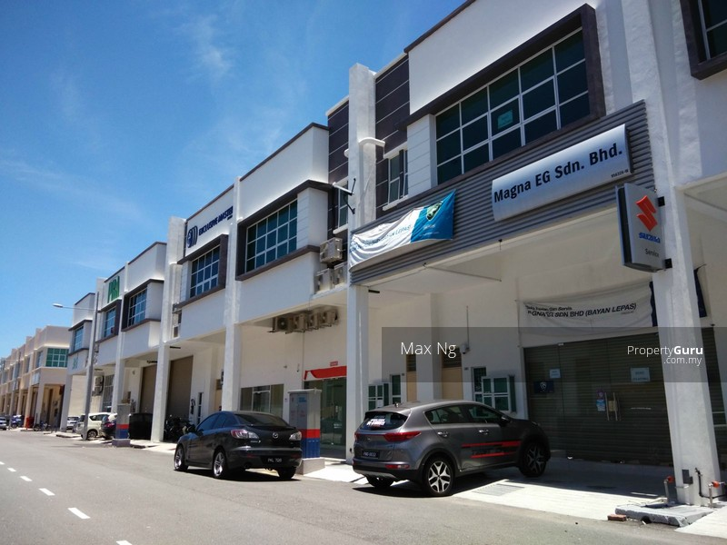 Sungai Tiram, 2 Storey Light Industry, Warehouse, Factory. #93789938
