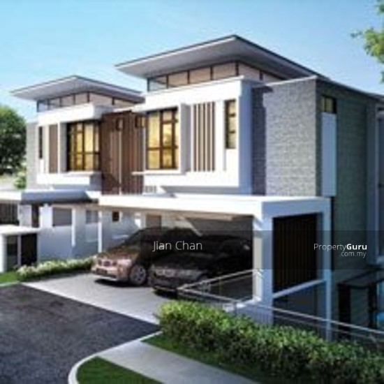 EXCLUSiVE [GATED & GUARDED] 2 STOREY DREAM HOUSE
