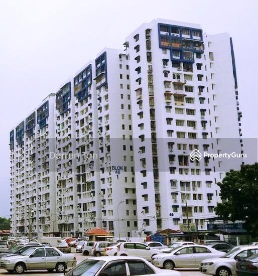 Desa Green Apartment (Jelutong), 42-46 Jalan Van Praagh