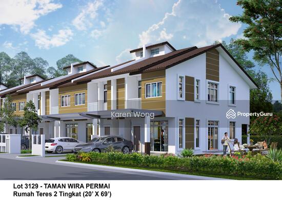 Projek baru 2 tingkat rumah teres zero down shah alam for 0 down homes