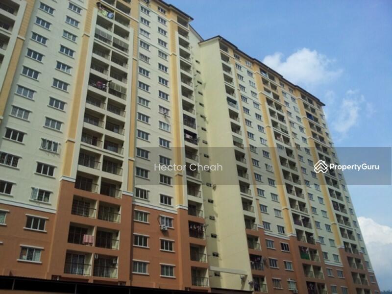 Lakeview Apartments Jalan Sungai Tua Taman Jasa Pewira Selayang Selangor 3 Bedrooms 870