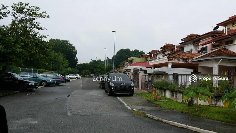 Bandar botanik angsana 2 storey intermediate house for for 2 storey house for sale