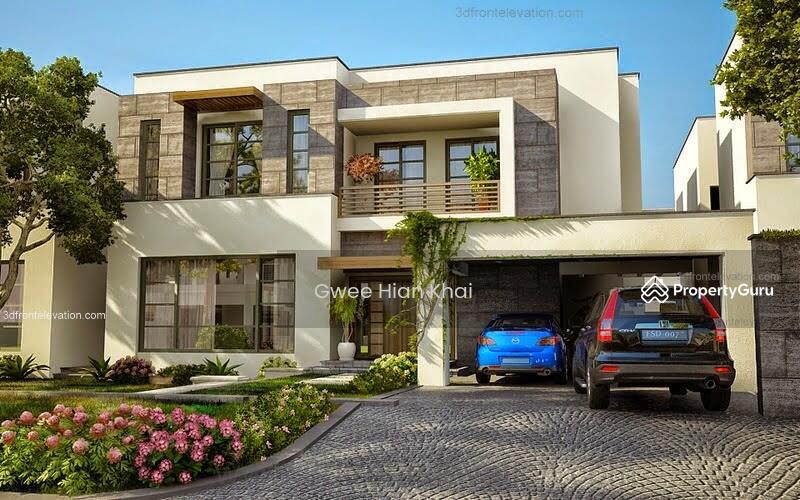 New Bungalow Villa Ampang Ukay Kemensha Kuala Lumpur