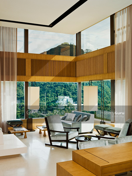 New bungalow villa ampang ukay kemensha kuala lumpur for Home design johor bahru
