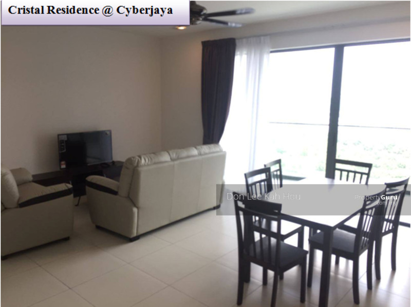 Cristal Residence Cyberjaya Room For Rent
