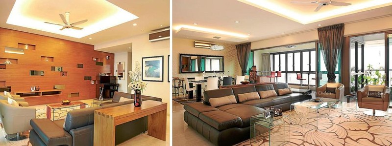Seni Mont Kiara Mont Kiara Kuala Lumpur 6 Bedrooms 3714 Sqft Apartments Condos Service