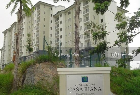 Casa riana apartment a casa riana puncak jalil selangor for Casa residency for rent