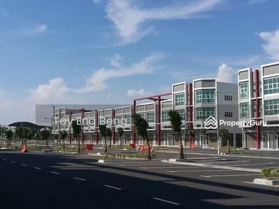 For Sale - New 2 Sty Shop House (1 CITY)At Juru, Near Bukit Minyak Industrial Area & Auto City
