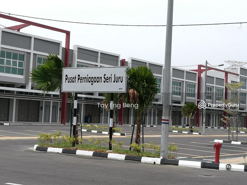 New 2 Sty Shop House (1 CITY)At Juru, Near Bukit Minyak Industrial Area & Auto City #152971678