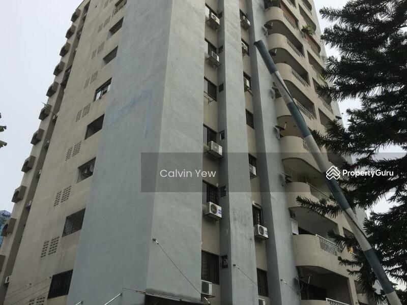 Sri Bangsar Apartment 1254sf 2r 2b Ff 97681286