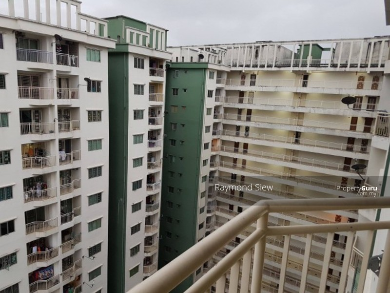 Kepong Central Condominium Jalan 57 Kepong Kuala Lumpur 3 Bedrooms 950 Sqft Apartments