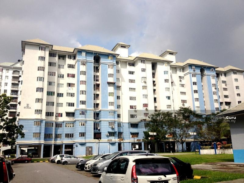 Tasik Heights Apartment