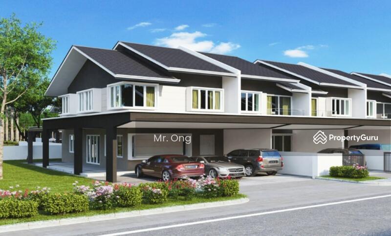 Double storey terrace house at sri petaling sri petaling for Season 2 terrace house