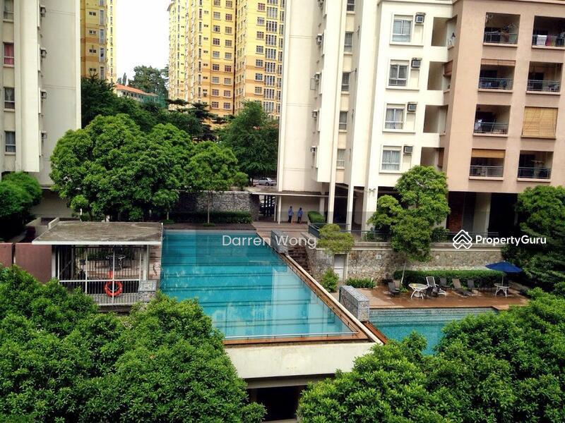 Seri Maya Condominium Jalan Jelatek Setiawangsa Kuala Lumpur 3 Bedrooms 1232 Sqft