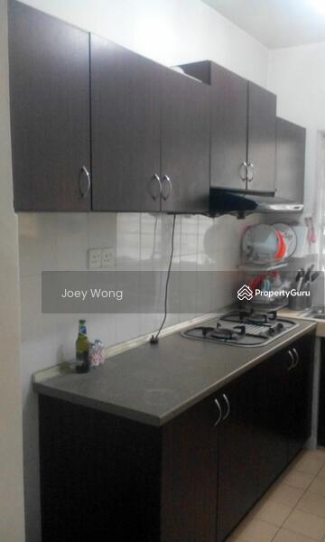 Semarak Apartment Pusat Bandar Puchong 2nd Floor Kitchen Cabinet