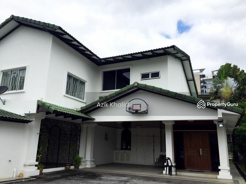 Bungalow Near Klcc For Rent Jalan Wickham Ampang Hilir Kuala Lumpur 5 Bedrooms 8000 Sqft