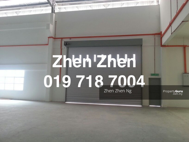 i-PARK @ Indahpura, Kulai Iskandar Johor factory for Sale 200 Amps #101092898