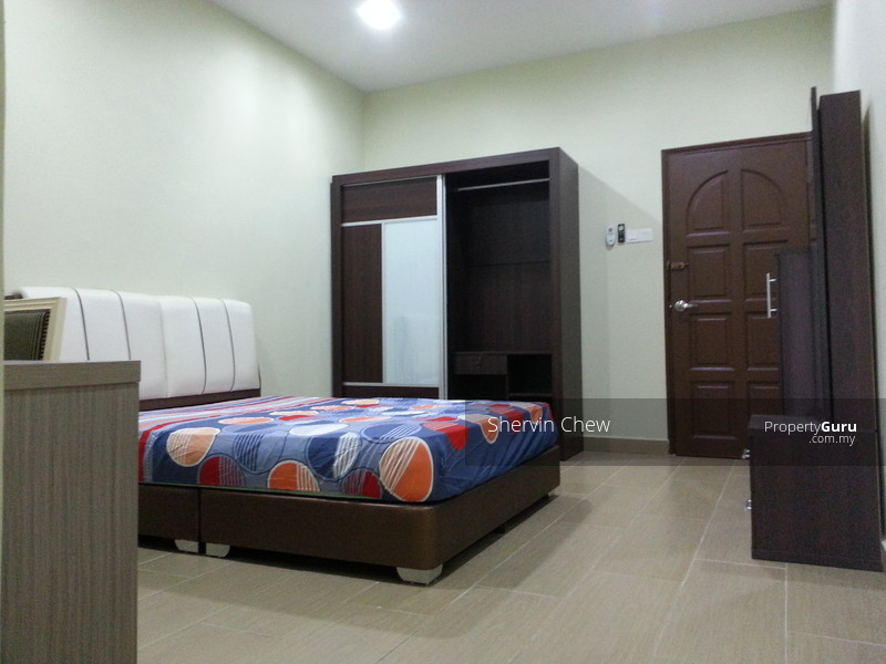 Renovated Fully Furnished Master Room With Attached Bathroom Taman Midah 2 Storey House For