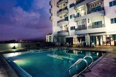 For Rent - Ipoh Tower Studio Apartment ( 1min to Hospital besar Ipoh)