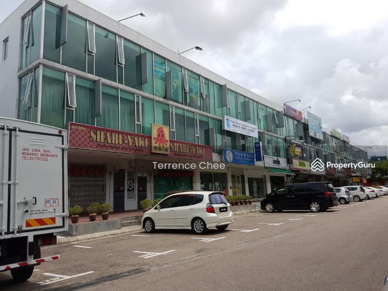 Three storeey endlot shop with ROI 4.6 % @ facing main road @ Tmn Adda Heights #102053036
