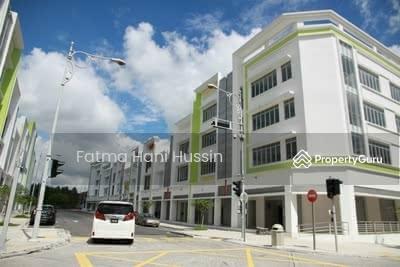 Dijual - NADI 15 Shop Office Presint 15 Putrajaya
