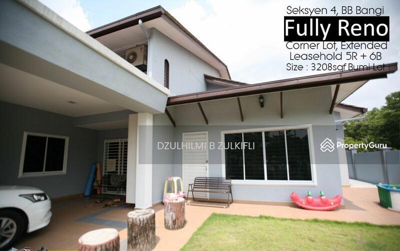 Rumah Teres 2 Tingkat Corner Lot Yen 4 Bangi 102684002