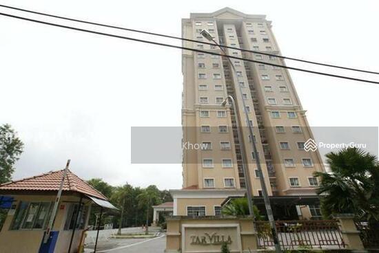 Tar Villa Apartment Wangsa Maju